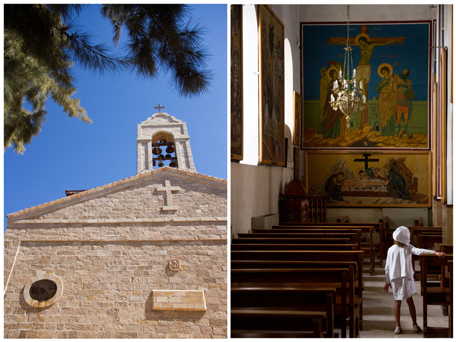 Church of Saint George in Madaba