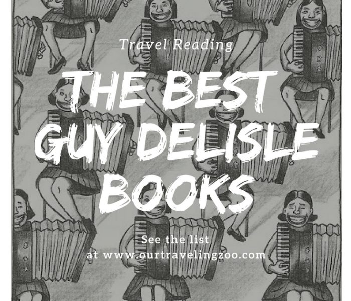 The Best Guy Delisle Books