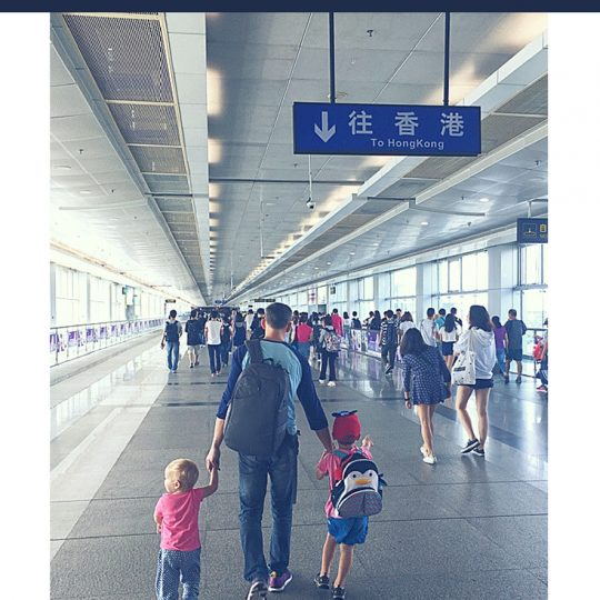 How to Get to Hong Kong Airport from Shenzhen