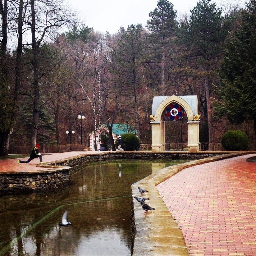 kurortny park
