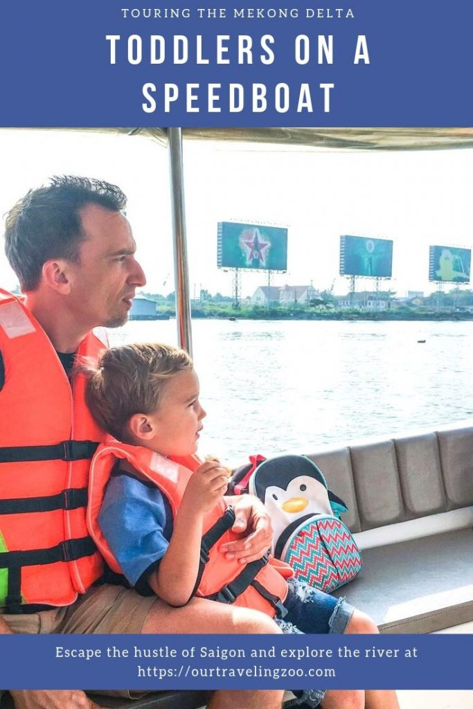 mekong delta day trip with kids