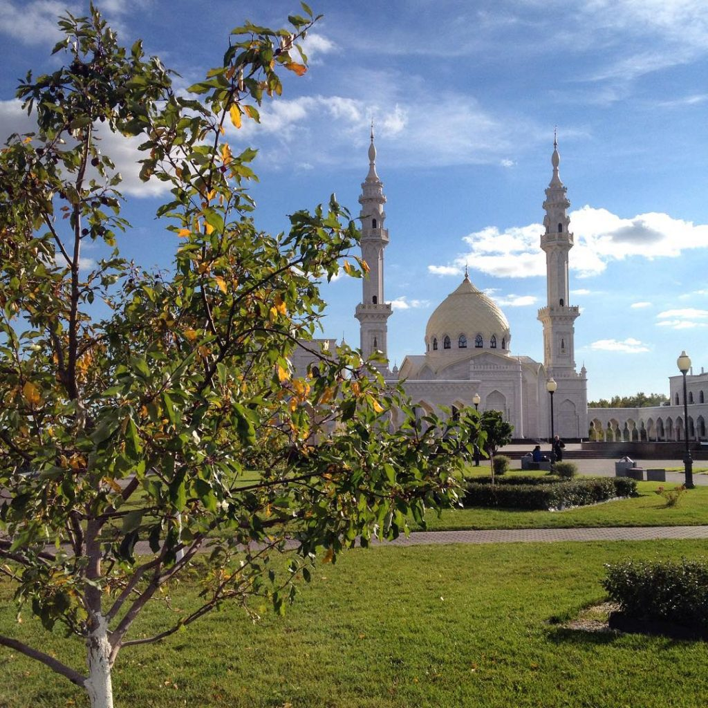 mosque in Bolgar