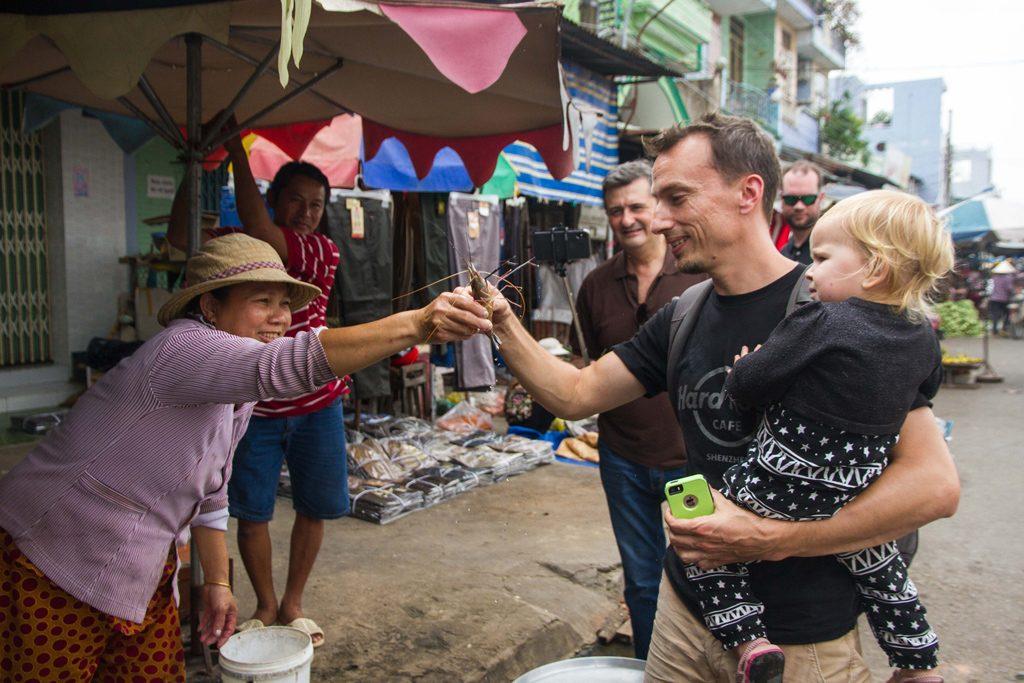 toddler market vietnam