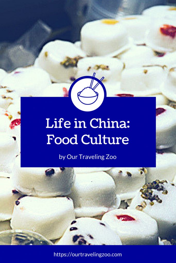 Isn't it interesting how much of one's culture revolves around food? Here is what we've observed about food culture in China so far.