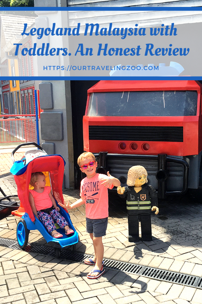 Legoland Malaysia Review: should you go with young kids?