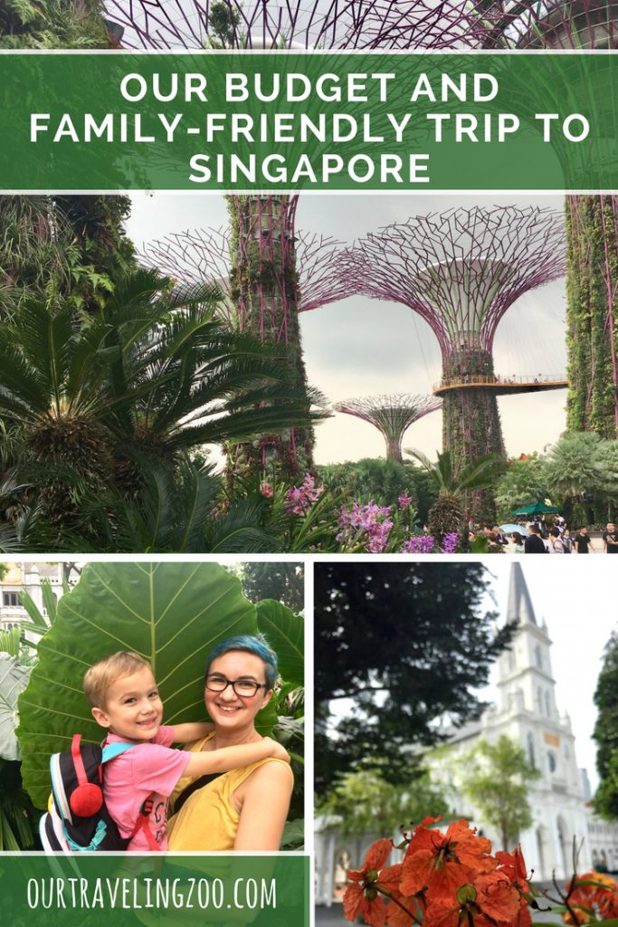 Is it possible to have a family-friendly AND a budget-friendly trip to Singapore? We sure had one! Read on to find out what we got to do.