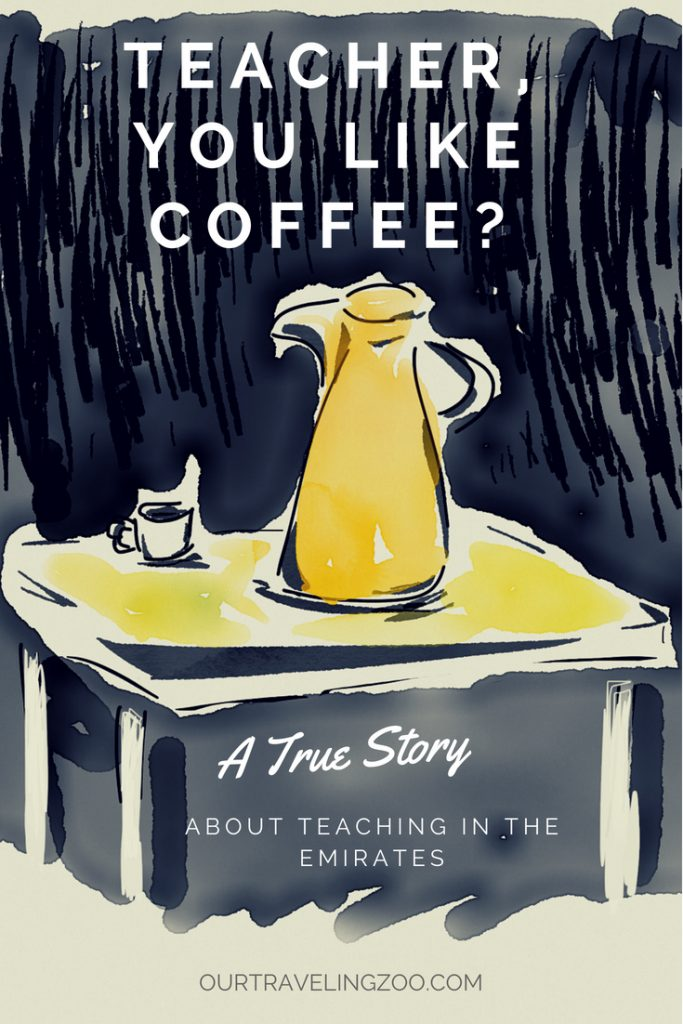 A true story about teaching in the UAE