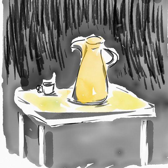"""Teacher, You Like Coffee?"" A True Story from Arabia"