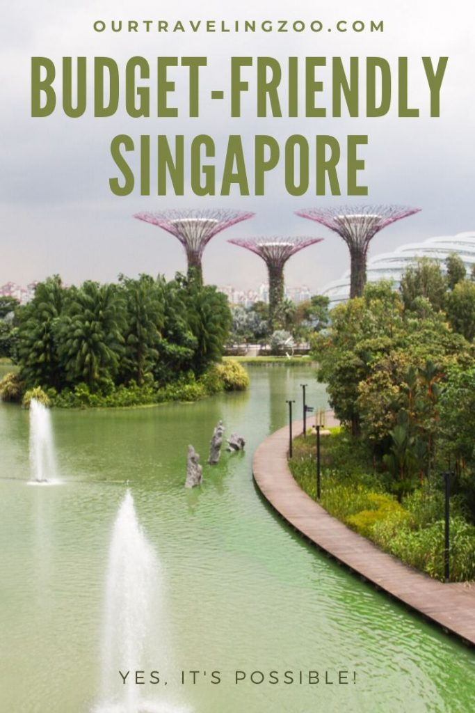 Budget-friendly Singapore trip? Is it possible? Yes. See what we did.
