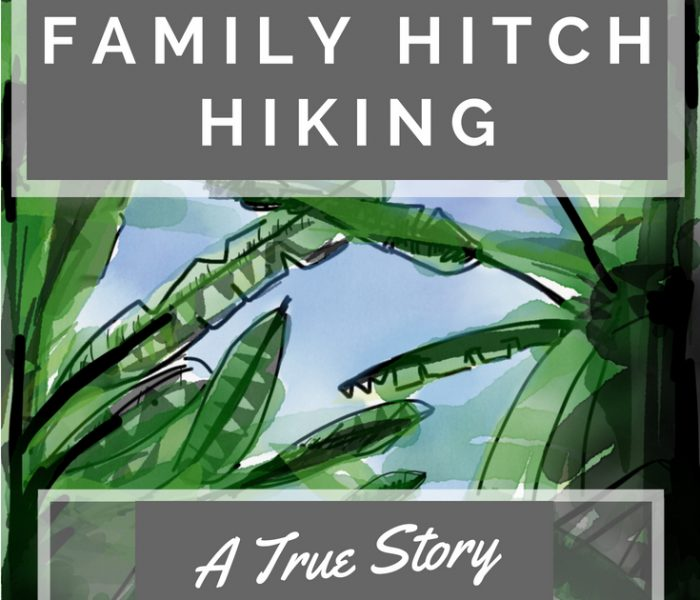 Family Hitchhiking in Malaysia: A True Story