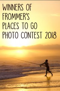 winners of Frommer's Best Places to Go Photo Contest