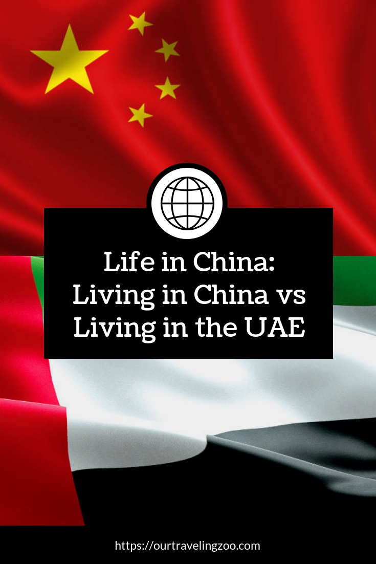 We are often asked how living in China compares to living in the UAE. So, how does living in China compare to living in the UAE? Here's the answer.
