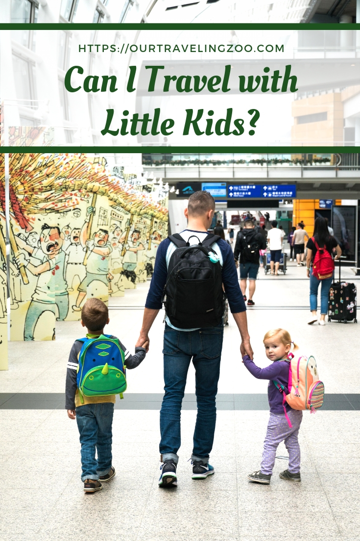 We are often asked if it's actually possible to travel with little kids. This is what we have to say on the subject.