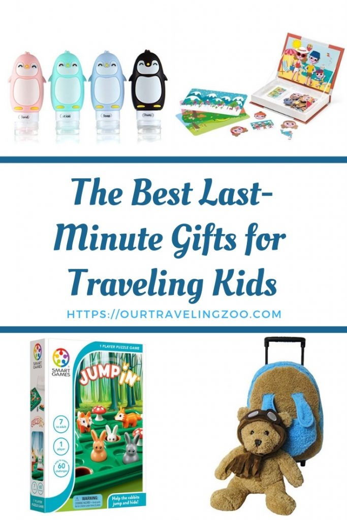 Do you need some last-minute gifts for young globe-trotters? Check out our list of affordable road-tested presents.