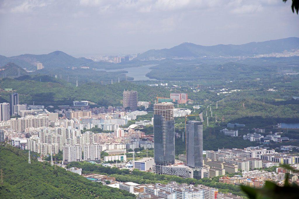 Shenzhen Xili University Town Northern Shenzhen
