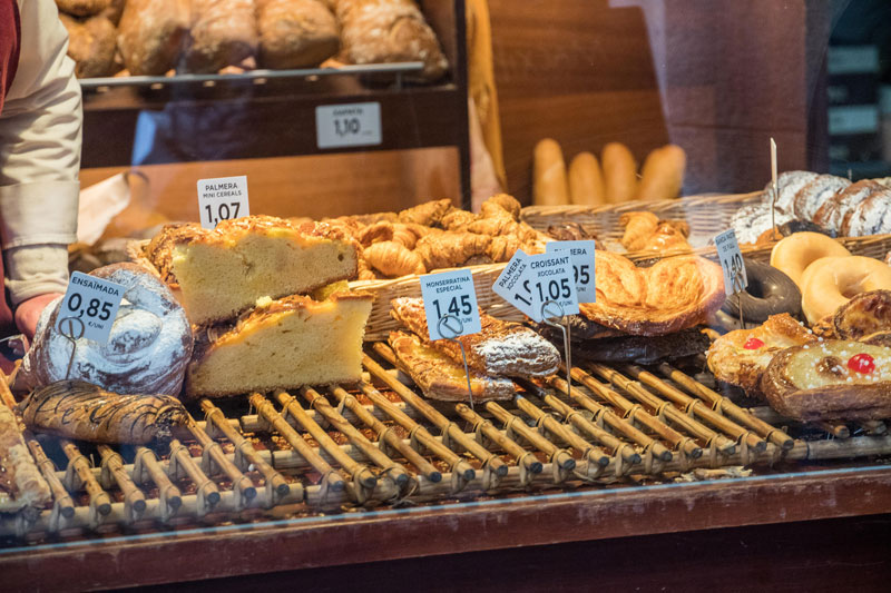 do eat all the pastries you can while in Barcelona!