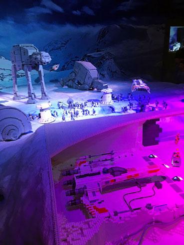Star Wars Miniland