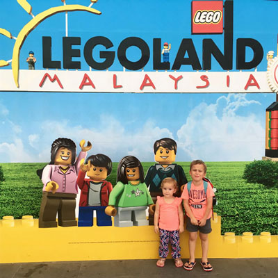Legoland Malaysia with Young Kids: 2018 Review