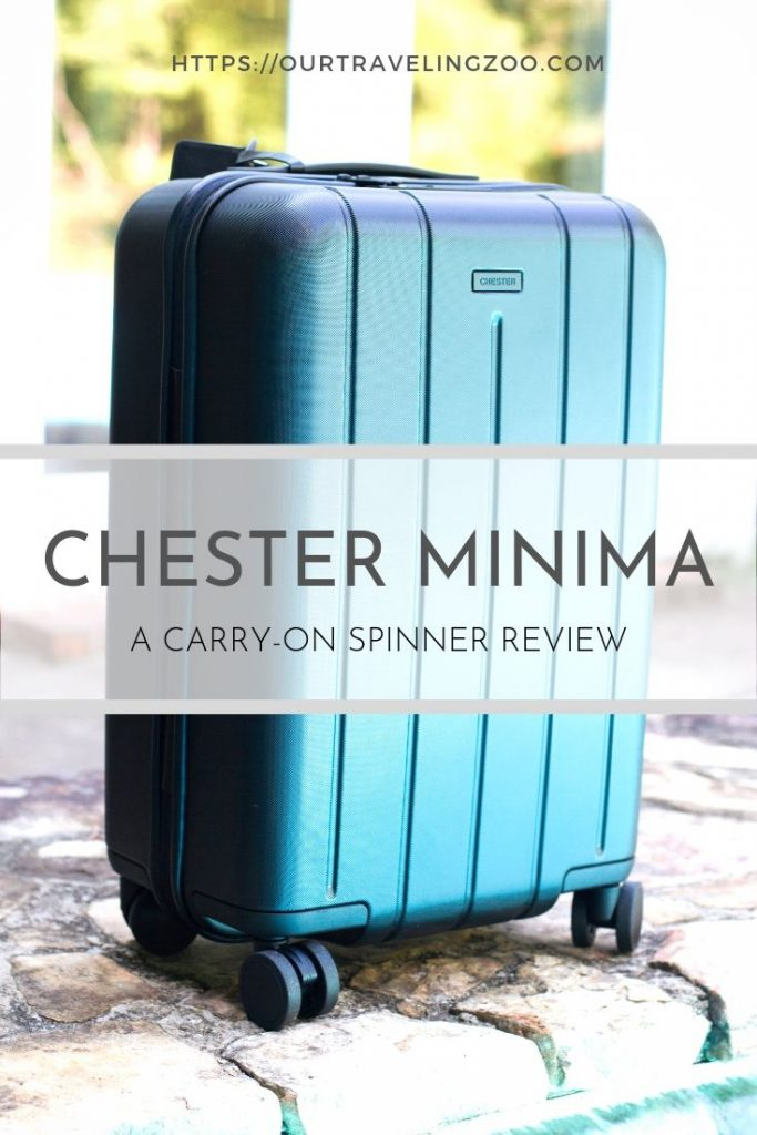 Chester Luggage Review 2019