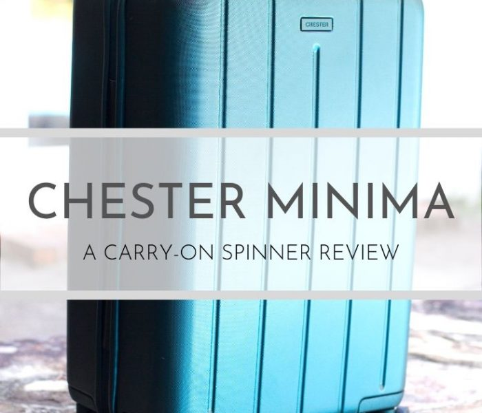 Chester Luggage Review – Minima Carry-on
