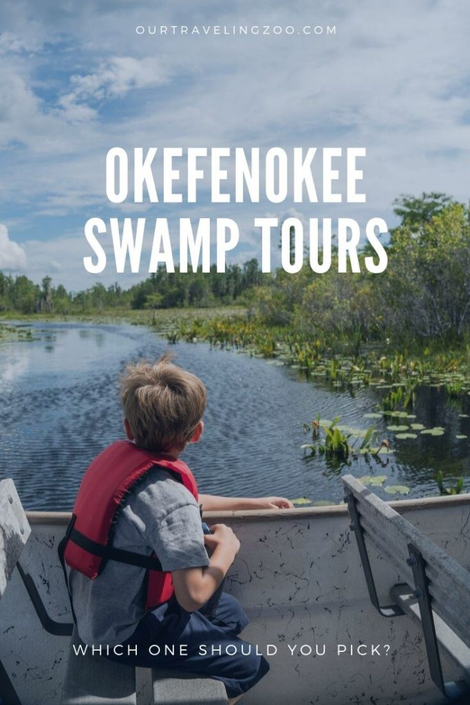 OKefenokee swamp tour