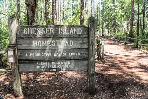 Chesser Island Homestead Okefenokee