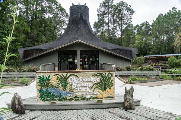 Okefenokee Swamp Park