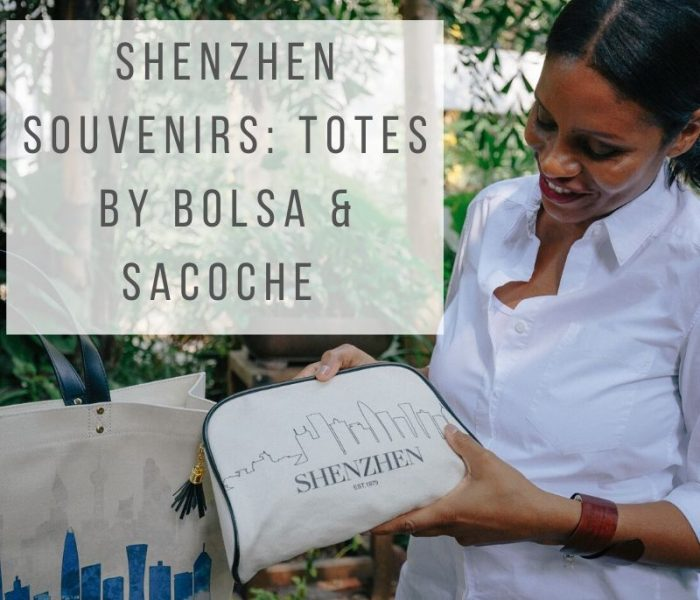 Bolsa & Sacoche – Perfect Shenzhen Souvenirs. An Interview with Sherley Reese.