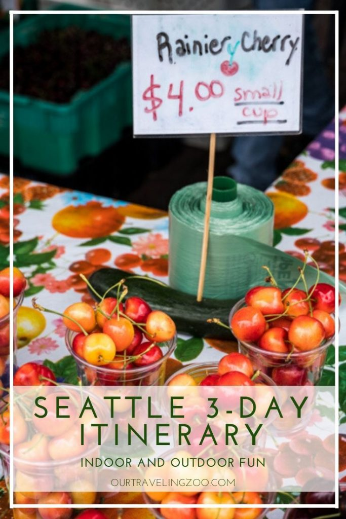 things to do in Seattle in 3 days