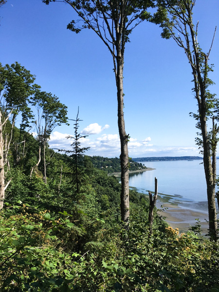 visiting Discovery Park is one of the six things to do if you visit Seattle