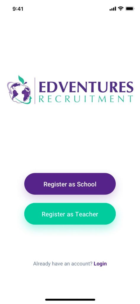 Edventures Recruitment: International Teaching Jobs in the palm of your hand